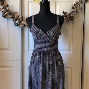 ANN TAYLOR STRAPPY DRESS